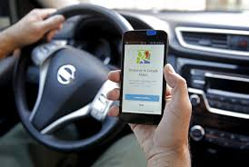 Google Maps Driving Google Maps For Android Adds U0027driving Mode U0027 To Predict Where You