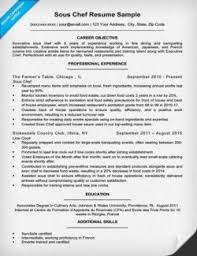 chef cover letter sample u0026 writing tips resume companion