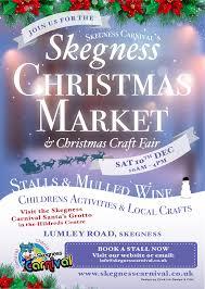 skegness christmas market 2016 skegness carnival