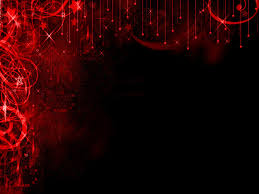 black and red pattern background