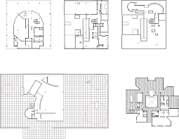 Villa Savoye Floor Plan House Villa Savoye By Le Corbusier Historic Design