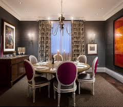 Dining Room Window Ideas Home Design 87 Glamorous Dining Room Curtains Ideass
