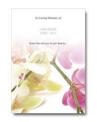 Funeral Program Ideas Funeral Program Background 25 Funeral Program Brochure Templates