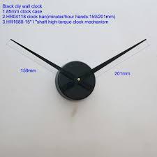 quartz clock movement parts diy clock kits home decorative wall