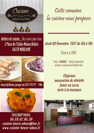 cours de cuisine 11 office de tourisme arzacq morlanne หน าหล ก