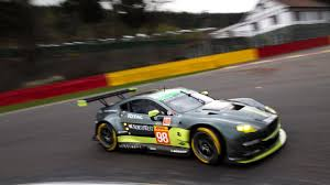 aston martin racing fia wec 6 hours of spa francorchamps aston martin racing youtube