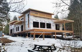 how to start to build a house is winter a good time to start building surprisingly yes