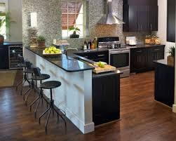 small kitchen space ideas open living room and kitchen floor plans butcher block kitchen