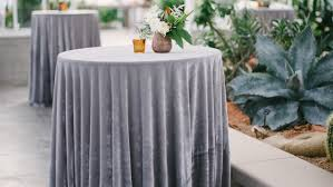 wedding linens everything you need to about renting wedding linens martha