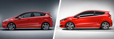 When Did The Ford Fiesta Come Out New Ford Fiesta St 5 Door Vs 3 Door Carwow