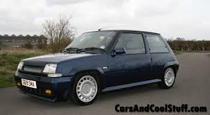 renault 5 renault 5 gt turbo raider 2 for sale uk in swindon cars and cool
