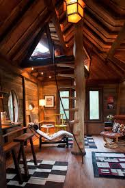 Colorado Small House Whimsical Treetop Sanctuary On Crystal River Tree House Interior