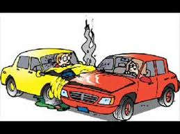 animated wrecked car car wreck voicemail hilarious youtube