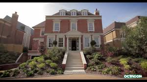Octagon Home by 4 Bed Luxury Property Video Esher Park Avenue Esher Octagon