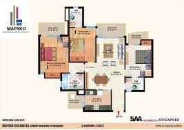 mapsko casabella phase ii gurgaon residential projects in sector