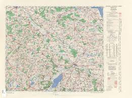 Central Europe Map by