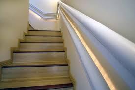 Illuminated Handrail Stairs Universal Design Case Studies