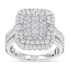 daimond ring designer diamond rings 14k gold diamond ring 2 40ct