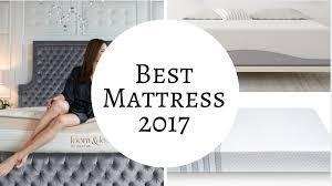 Best Mattress For Side Sleeper Best Mattress 2017 Which Mattress Should You Get