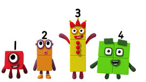 numberblocks cbeebies bbc