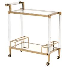 modern bars contemporary serving carts eurway