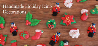 Edible Christmas Baking Decorations by Christmas Icing Decorations Royal Icing Decorations Edible