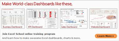 Excel Template Dashboard Excel Dashboards Templates Tutorials Downloads And Exles