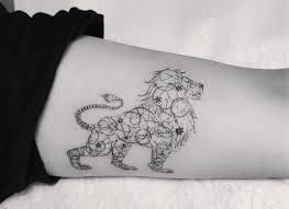 butterfly and lion tattoo take a look at some of the craziest and best lion tattoos ever