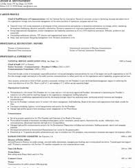 resume sample for high student with no work experience