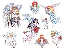 Fairy And Flower Tattoo Designs Fairy Tattoos