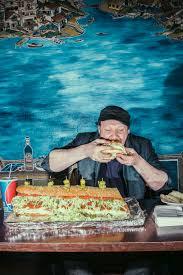 one man u0027s quest to chomp through 39 pounds u0027 worth of portland food