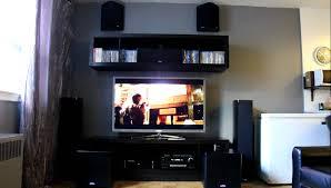 home theater sound panels 7 2 polk audio rtia home theater set up youtube