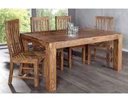Table Haute En Bois Massif by Chaise En Bois Betani Vendu Par 2 En Bois Palissandre Et Bois Massif