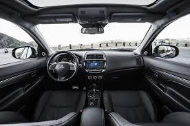 mitsubishi outlander interior 2015 mitsubishi outlander sport 2 4 gt awc first test motor trend