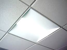 Ceilings Lights Fluorescent Light Fixtures For Drop Ceilings Installing Ceiling