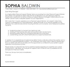 cover letter cover letter for child care worker free resume
