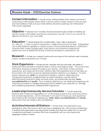 Resume With Community Service Administration Business Administration Resume