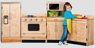 wood designs play kitchen finding good wooden play kitchen sets for your kids home interiors
