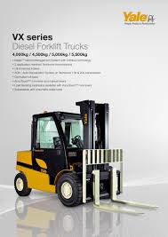 gdp glp40 55vx diesel yale pdf catalogue technical