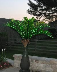 led palm trees for sale cool p u areca palm tree fronds