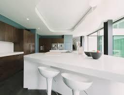 luxury white two storey house in los angeles california founterior