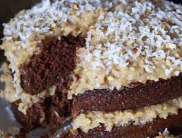 Homemade Coconut Cake by Let Them Eat Cake U2026with Homemade Coconut Pecan Frosting Choosing