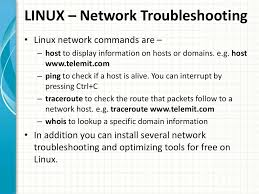 Netstat Flags Top 10 Basic Networking Commands In Linux Unix