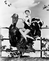 13 vintage thanksgiving pinups