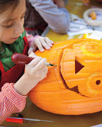 pumpkin carving ideas for couples throw a pumpkin carving party martha stewart