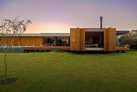 One Story Home One Story Home Designed In Simple Lines And Volumes That Create
