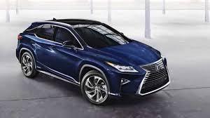 lexus suv 2016 specs lexus rx price specifications review car blog wala