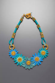 beading flower necklace images 794 best beaded flowers images bead jewelry bead jpg