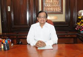 The Finance Minister, Shri P. Chidambaram