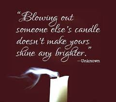 light a candle for someone blowing out someone else s candle journey into me